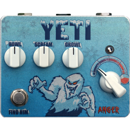 Tortuga Effects Yeti Fuzz-stortion