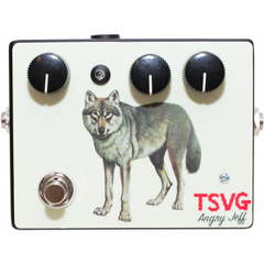TSVG Angry Jeff Fuzz Pedals TSVG www.stevesmusiccenter.net