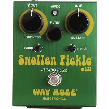 Way Huge Swollen Pickle Fuzz MK II WHE401