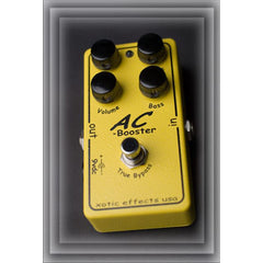 Xotic AC Booster Pedals Xotic www.stevesmusiccenter.net