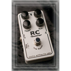 Xotic RC Booster Pedals Xotic www.stevesmusiccenter.net