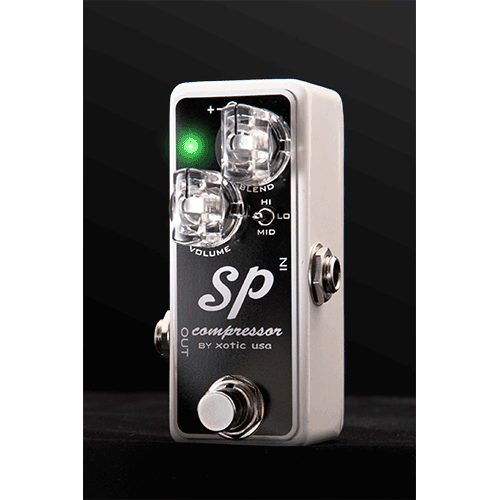 Xotic SP Compressor | Welcome To Steve's Music Center ! on