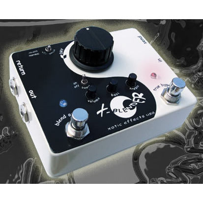 Xotic X-Blender Switchable series-parallel loop unit