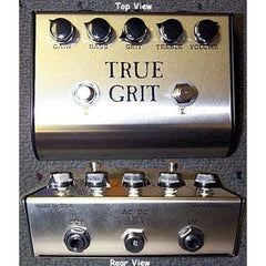 Zinky True Grit Overdrive with Trimpot Pedals Zinky www.stevesmusiccenter.net