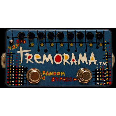 Z. Vex Tremorama (Zvex) Eight-stage sequencer-controlled tremolo