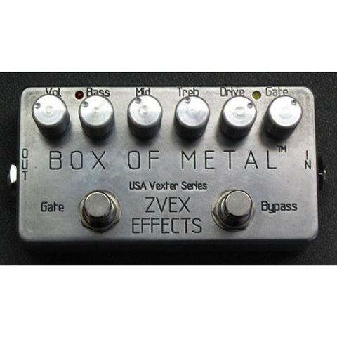 ZVEX USA Vexter Series Box of Metal
