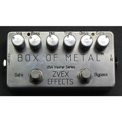 ZVEX USA Vexter Series Box of Metal Pedals ZVEX www.stevesmusiccenter.net