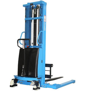 Semi-Electric Stackers | GoLift Equipment Sales