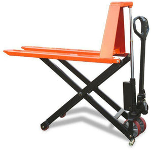 SLP33 High Lift Manual Scissor Lift - GoLift Equipment Sales