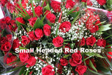 Classic Roses; many colours available!