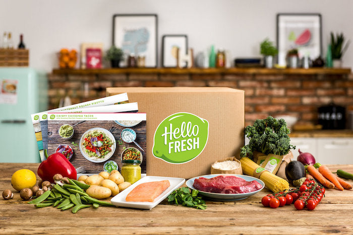 HelloFresh Gift for New Moms