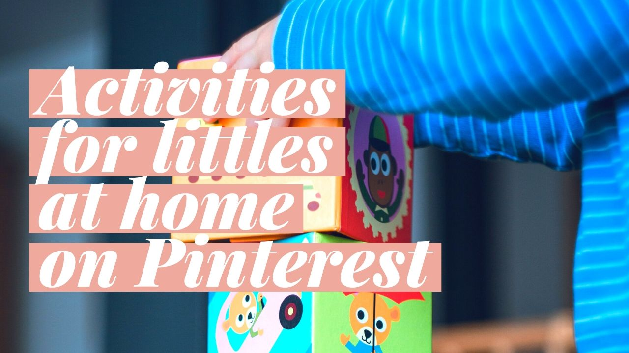 Activities for littles on pinterest