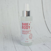 Baby Safe Organic Moisturizing Sanitizer Spray