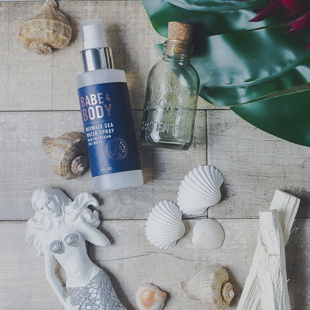 Mermaid Sea Water Spray