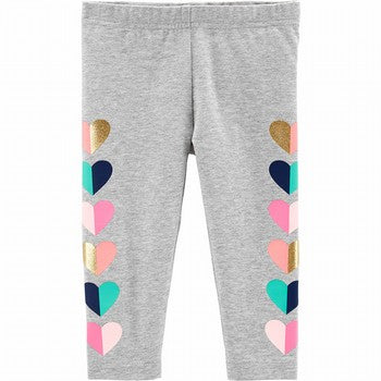 236H045 CAPRI LEGGINGS CARTERS