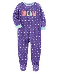 Mono 1 pc dream morado y azul Carters 357g292
