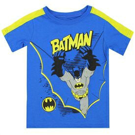 Camiseta Batman niño color Azul  5WB6312 DISNEY