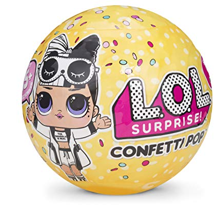 035051551522 LOL CONFETTI POP Neverland Moda