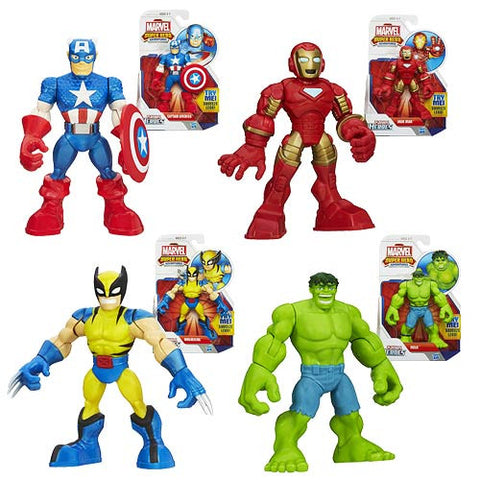 SUPER HEROE ADVENTURES MARVEL PLAYSKOOL