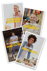 Business-to-Business Posters - FREE SHIPPING