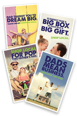 Father's Day Posters - FREE SHIPPING