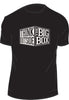 """Think Outside the Big Box."" American Made T-Shirts"