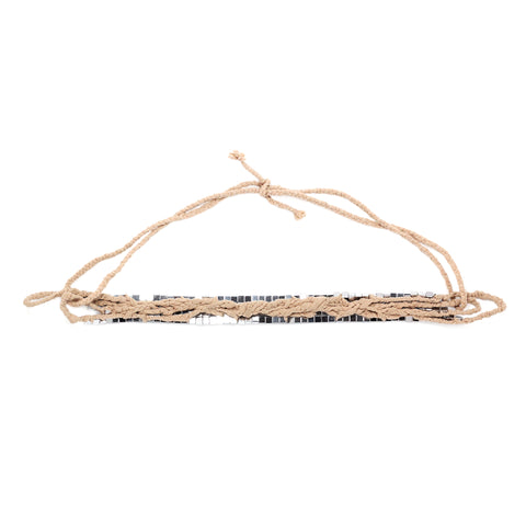 DISCO ORGANIC multi-way accessory headband and necklace