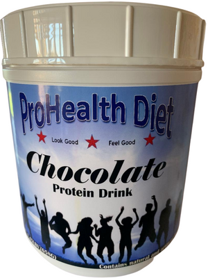 Chocolate Protein Canister