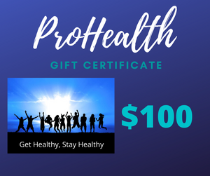 ProHealth Gift Card