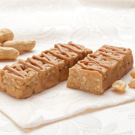 Crispy Peanut Butter Bars