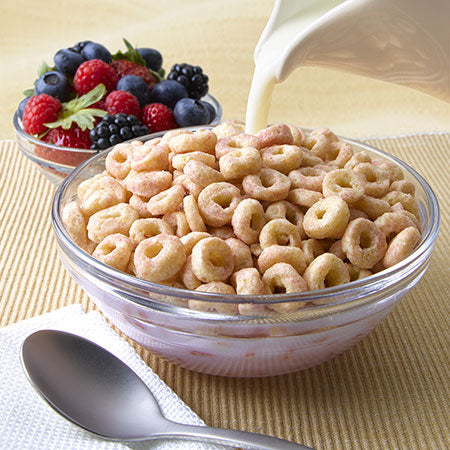 Mixed Berry Cereal