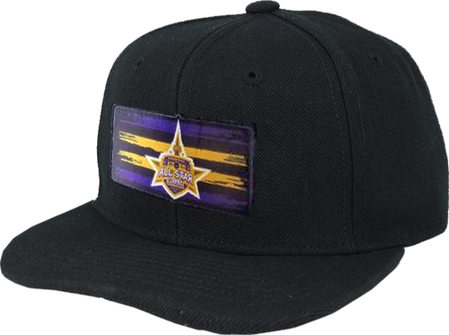 2019 All Star Flat Brimmed Hat