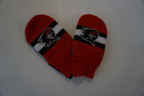 Calgary Gongshow Mittens