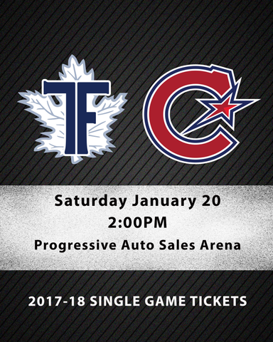 January 20 2018 - 2:00PM - Toronto Furies vs. Les Canadiennes de Montreal