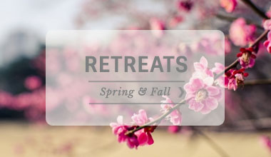 Spring & Fall Retreats