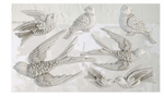 BIRDSONG 6×10 DECOR IOD MOULDS™