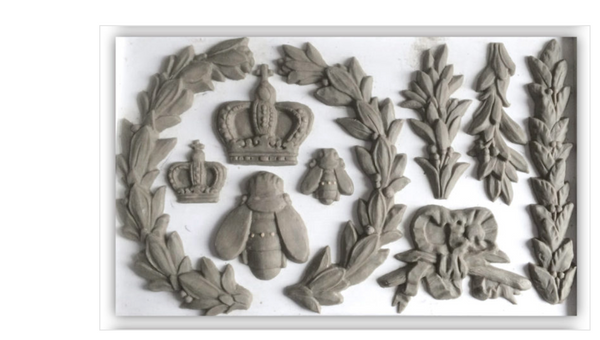 LAUREL 6×10 DECOR IOD MOULDS