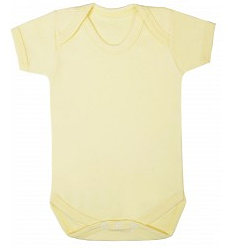 Baby Short Sleeved Bodysuit