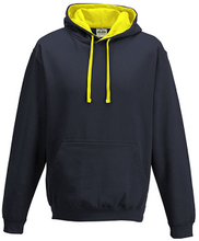 Load image into Gallery viewer, Unisex Contrast hoodie (Set 4)