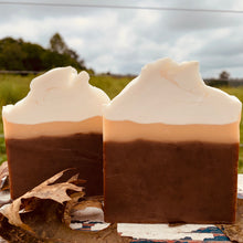 Load image into Gallery viewer, Pumpkin Patch Goats Milk Soap