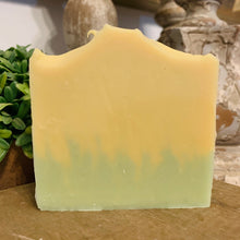 Load image into Gallery viewer, Lemongrass Goats Milk Soap