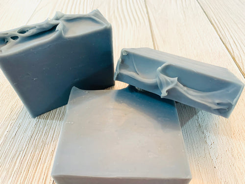 Blue Steel - Goats Milk Soap