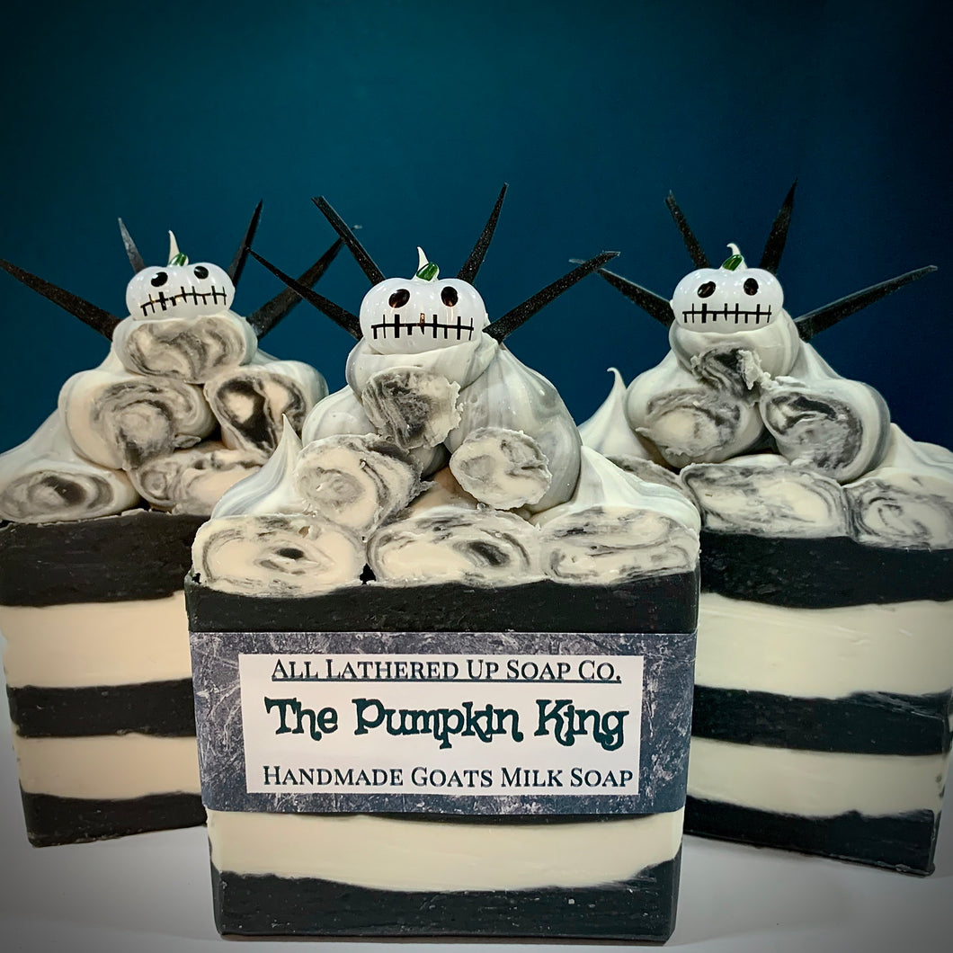 The Pumpkin King (Pre-Order)