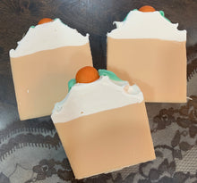 Load image into Gallery viewer, Georgia Peach Goats Milk Soap