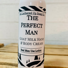 Load image into Gallery viewer, The Perfect Man Intense Repair Goat Milk Lotion
