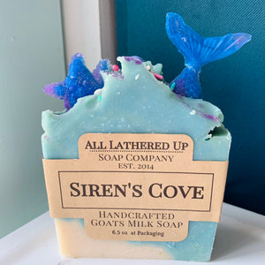 Siren's Cove Goat Milk Soap