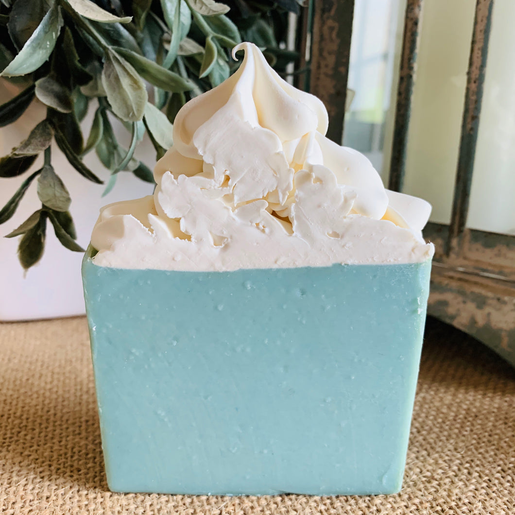 Blueberry Thyme - Goats Milk Soap