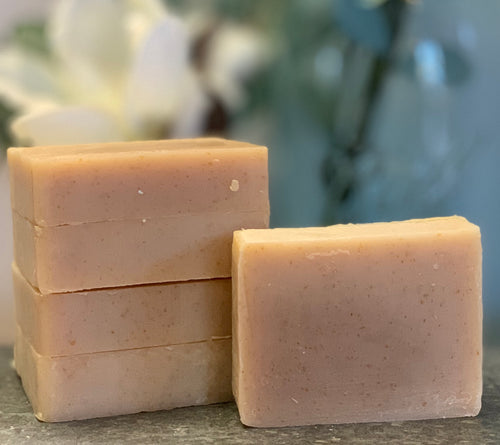 Eczema Honey Goats Milk Soap