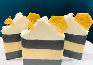 *Preorder* Bee Mine  - Goats Milk Soap