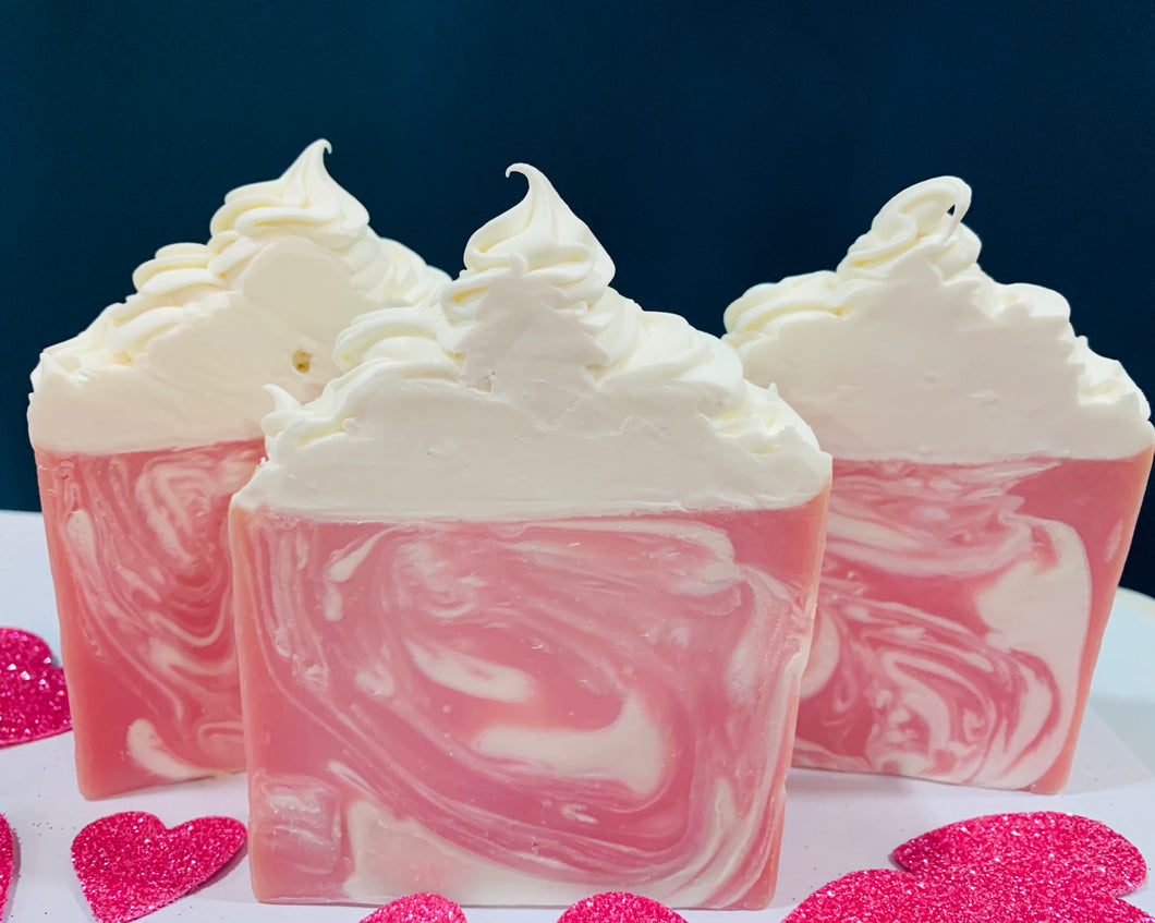 Razzleberry - Goats Milk Soap